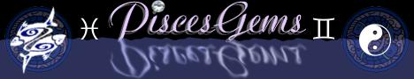 PiscesGems.com - Genuine Gemstone & Sterling Silver Jewelry Design
