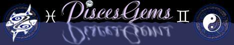 PiscesGems.com - Genuine Gemstone & Sterling Silver Jewelry Design